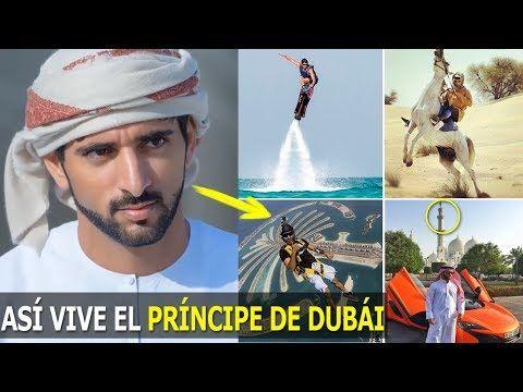 Asi Es La Lujosa Vida Del Principe Fazza Heredero De Dubai