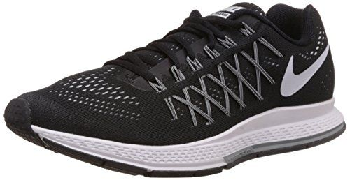 Free Run, Chaussures de Running Entrainement Femme - Blanc (White/Black/Pure Platinum) - 36.5 EUNike
