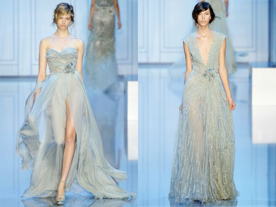 Amazing Elie Saab gowns