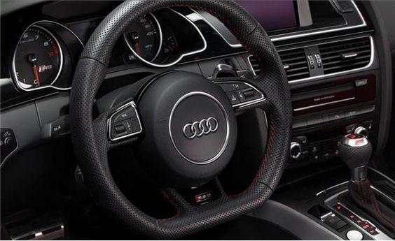Audi lança série especial do RS5