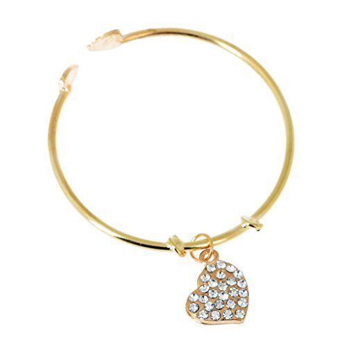 Yantu Love Heart Open Bracelet Bangle Bracelet Chain Link Jewelry YANTU http://www.amazon.com/dp/B00SWF1G8A/ref=cm_sw_r_pi_dp_gmXovb0N05S3M