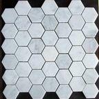 """Bamboo Color Glossy Glass Tile 3""""x6"""" - modern - bathroom tile - by TILE SPOT LLC"""