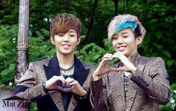 Tasty Twins Daeryeong and Soryeong.