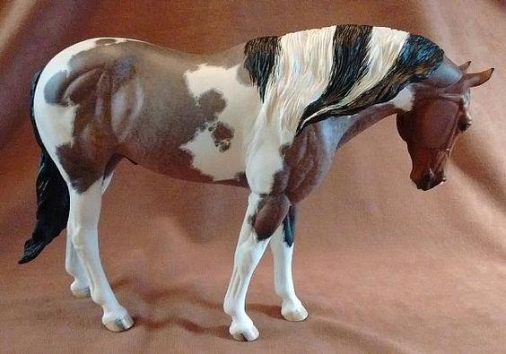Dos Brio Resin By Sheila Bishop  Model Horse  Model Horse