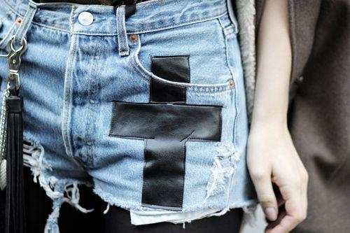 "Shorts by Bitching & Junkfood (via ""Le blog de Betty"")"