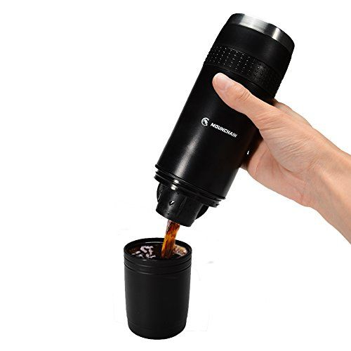 K Cup Coffee Maker Portable Travel K Cup Brewer By Mounchain