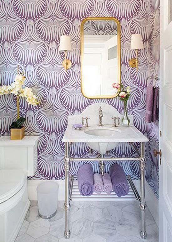 35 Best Purple Bathroom Ideas For 2021 Decor Home Ideas Purple Bathrooms Interior Remodel Bedroom