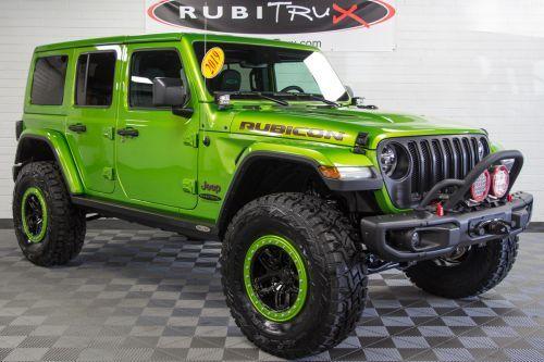 2019 Jeep Wrangler Rubicon Unlimited Jl Mojito Green Jeep