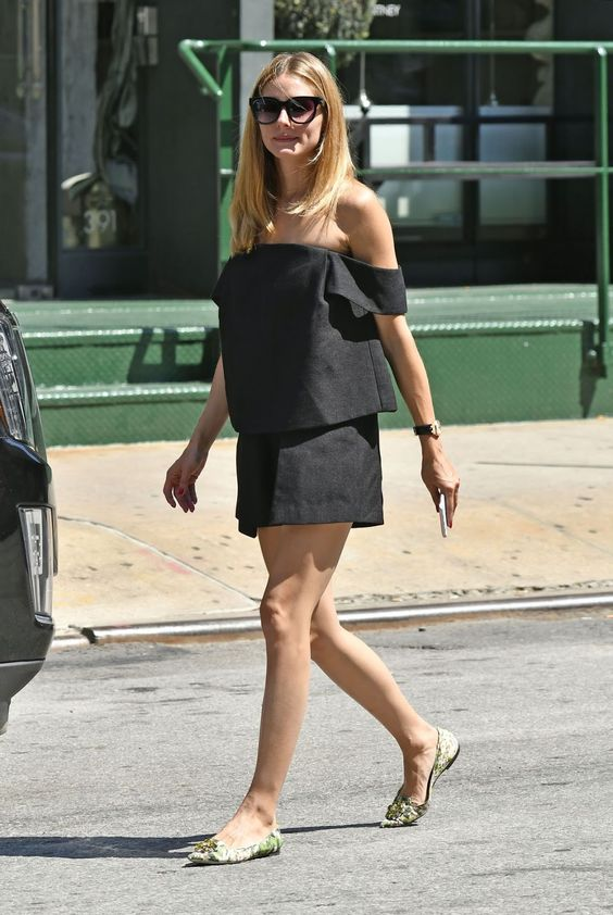 The Olivia Palermo Lookbook : Olivia Palermo Out and About in New York