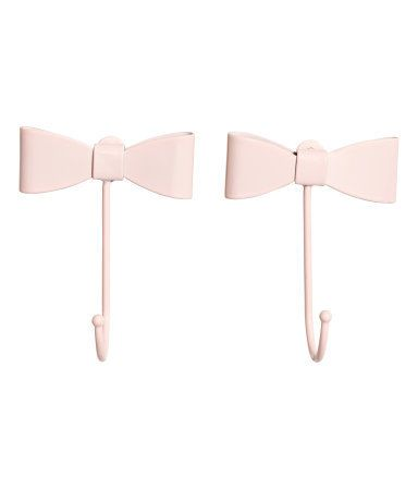 2-pack Hooks - from H&M from hm.com on Wanelo