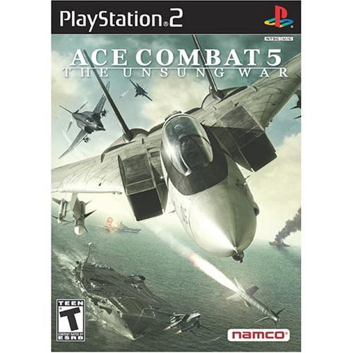 Ace Combat 5: The Unsung War $14.00