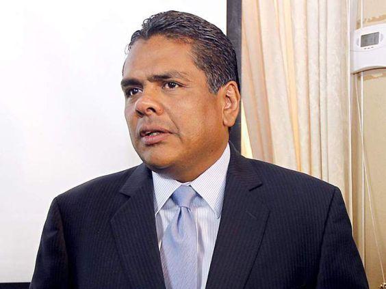 Alden Rivera, titular de la Secretaría de Desarrollo Económico de Honduras. Acuerdan facilitar el comercio en Centroamérica