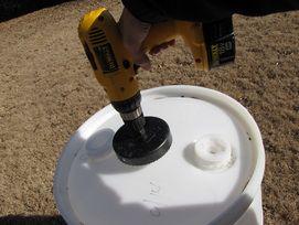 diy rain barrel instructions