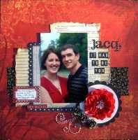 Jacq, It Had To Be You - Beautiful layout from the LCOM Gallery created by DarleneD!