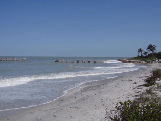The Ashwin family enjoy Boca beach.