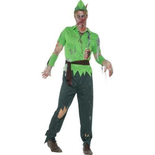 Zombie PILOTA//Capitano Costume Smiffys Costume