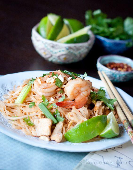 pad thai tonight? | recipes | Pinterest | Kaiserslautern, I'm Afraid ...