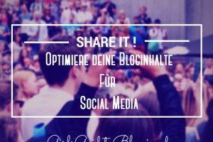 So optimierst du Bloginhalte für Social Media  http://girlsguidetoblogging.de/optimiere-deinen-blog-content-fuer-social-media/
