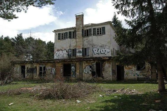Sanatorio de Agramonte