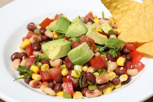 Cowboy Caviar: Great recipe, try it with lime tortilla chips!