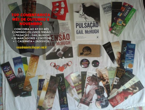 #Topcomentarista mês de outubro e novembro - Coisas de Mineira - Por: Le Pimenta