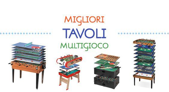 Tavolo multigioco ~ La classifica dei più belli tavoli multigioco a portata di tutti