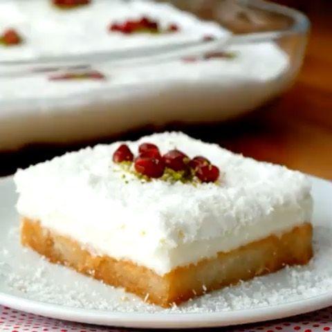 من تركيا حلوى الثلج التركية تركيا تركية حلوى سويت شتا ثلج وصفاتي وصفات اكل اكلاتي طبخ طبخاتي Desserts Food Cheesecake