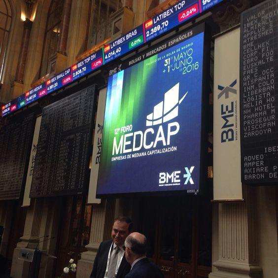 Foro de Mediana Capitalización MEDCAP2016