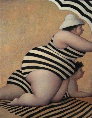 FEMMES RONDES-Jeanne Lorioz-