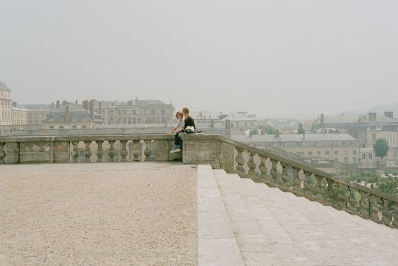 Luigi Ghirri | Versailles, 1985