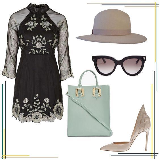 Look robe noire légère  #ootd #outfit #ModeParis #myfashionlove #fashion #look #LookPrintemps #LookEte #LookHiver #LookAutomne #SummerLook #SpringLook #AutumnLook #FallLook #WinterLook #Chic #Clothes #bag #shoes #pink #jean #dress #tendances2016 #tendances2017 #accessoires #Moda #FashionWeek #HauteCouture #TendancesMode #ConjuntoDeRopa #ConjuntoDeRoupa #Black #White #ActuMode #ActuModeMyfashionlove #♥myfashionlove.com♥