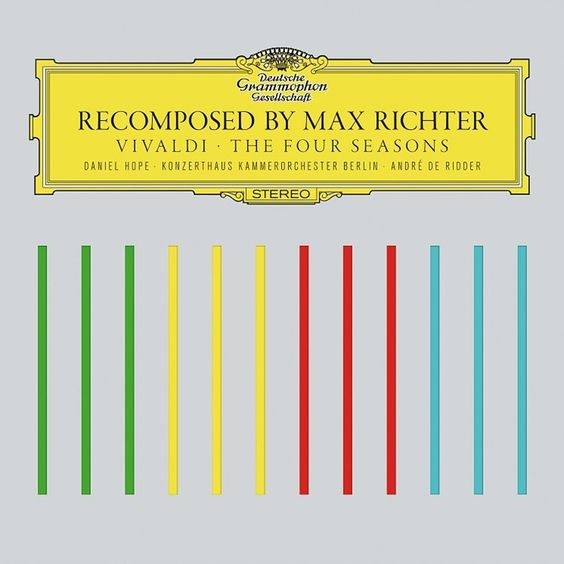 Vivaldi The Four Seasons Recomposed By Max Richter Ridder Hope Konzerthaus Chamber Orchestra 180g Vinyl 2lp Download Max Richter Four Seasons Vivaldi