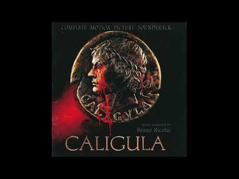Bruno Nicolai Main Titles Caligula 1979 Youtube In 2021 Soundtrack Playlist Bruno