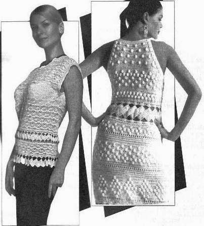 Costumamos encontrar na internet vários entremeios de crochê, e a primeira idéia que temos é colocá-los em fronhas, lençóis..... Os vestidos...