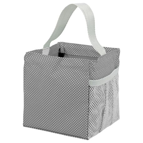 Micro Dot Mini Utility Tote