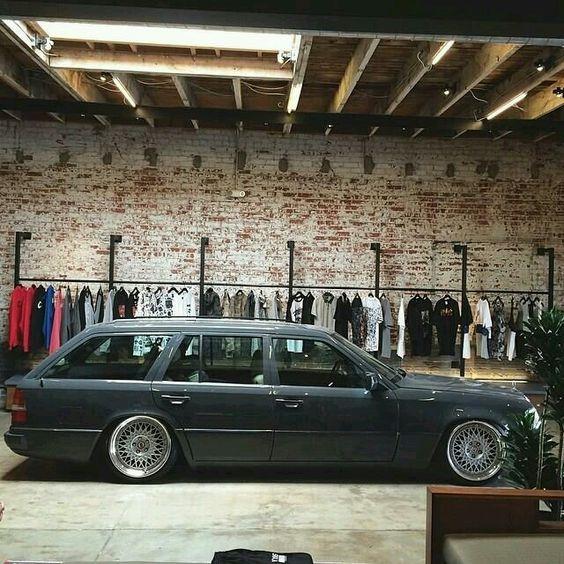mercedes w124 kombi low bbs coolgarage my style pinterest. Black Bedroom Furniture Sets. Home Design Ideas