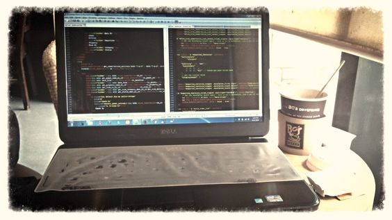 A little review while waiting for our scheduled software progress presentation deserves a cup of coffee. :)