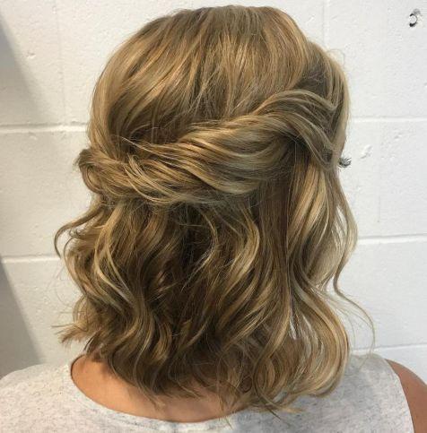 Trenst Updos For Medium Length Hair
