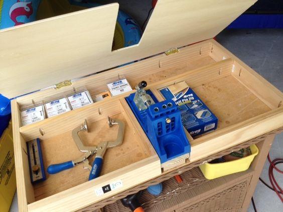 Kreg Jig Set Up photo 4
