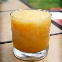 Brandy Slush Recipe. A Wisconsin staple during the holidays or any other excuse you have to get a bunch of people together and drink.