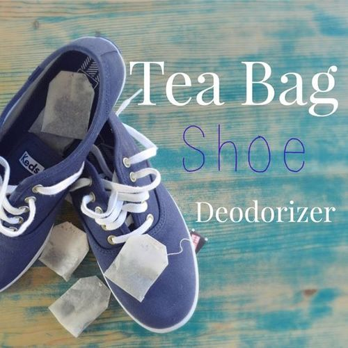 How To Get Smell Out Of Shoes With Tea Bags