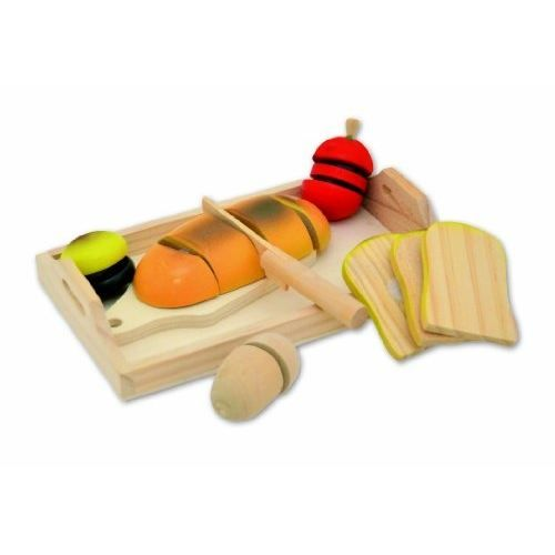 tanner jouet | TANNER 0901,9 - PLATEAU DE PETIT DÉJEUNER POUR LA COUPE - … Voir…