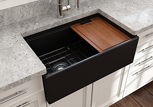 12 Best Black Kitchen Sinks Plus 1 To Avoid 2020 Buyers Guide Freshnss In 2020 Black Kitchen Sink Black Farmhouse Sink Sink