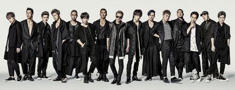 EXILEの新曲・アルバム・動画など最新情報