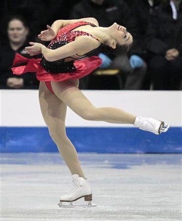 Kaetlyn Osmond(Canada)