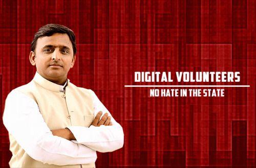 'Digital Volunteers' to Curb Hate on Social Media in UP  http://socialsamajwadi.com/post/142292112623/digital-volunteers-to-curb-hate-on-social-media