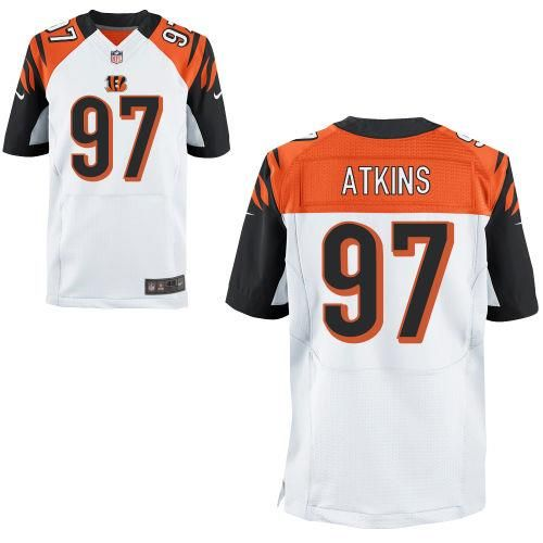 nike nfl cincinnati bengals 97 geno atkins limited youth orange ... fd3c80fd3
