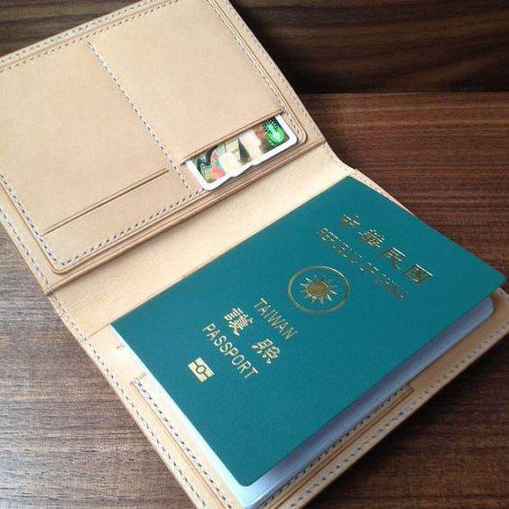 MILDY HANDS PC01 Passport Case by MildyHands on Etsy