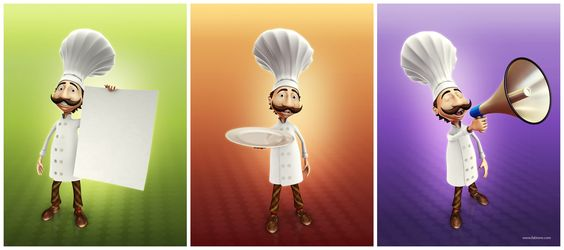 Chef Feijão by Fabio M Ragonha