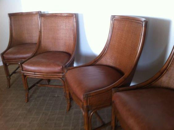 4 Palecek Dining Chairs   4004 Palecek Dining Chairs   400   Craigslist   Pinterest. Palecek Dining Chairs. Home Design Ideas